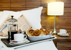 The Knight Residence - Breakfast at leisure in your Edinburgh apartment