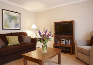 The Knight Residence - Enjoy high definition television in your Edinburgh apartment