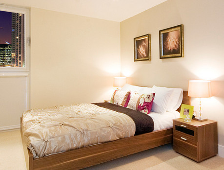 Dreamhouse - Canary Wharf - Double Bedroom