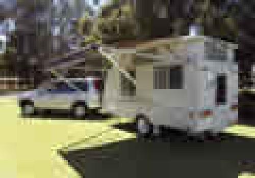 Lastest Caravans Built For Tough Conditions
